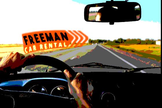 Freeman Car Rental Promotion